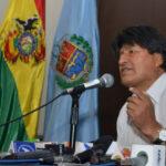 Evo Morales pide a FIFA y Conmebol sancione a Chile