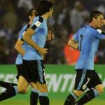 Clasificatoria Rusia 2018: Uruguay golea 4-0 a Paraguay