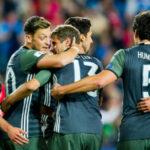Eliminatorias Rusia 2018: Alemania golea a Noruega 3-0
