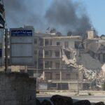 Gobierno sirio niega uso de gases tóxicos contra barrio de Alepo