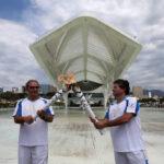 Juegos 2016: Llama paralímpica es encendida en Río de Janeiro
