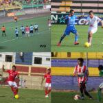 Segunda División: Resumen y tabla de posiciones, fecha 20