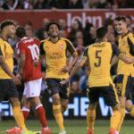 Arsenal supera al Nottingham Forest y está en octavos en la Copa de la Liga Inglesa