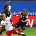 Bundesliga: Bayern Múnich derrota de visita al Hamburgo y sigue de líder