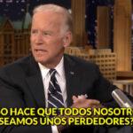 """Vicepresidente Joe Biden : ¿Donald Trump cree que somos estúpidos"""" (VIDEO)"""