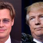 "EEUU: Brad Pitt se burla del discurso ""ridículo"" de Donald Trump (VIDEO)"