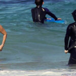 Científicos: Burkini de musulmanas protege contra cáncer a la piel