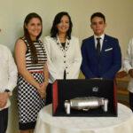 Universidad dominicana crea un catalizador para motores de combustión