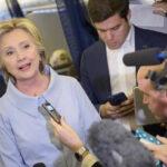 Hillary Clinton expresa preocupación por presunta interferencia rusa en elecciones