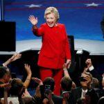 CNN: Hillary Clinton ganó el debate a Donald Trump con 62%