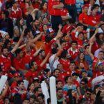 Morales pide sanciones por cánticos ofensivos en partido con Chile
