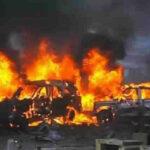 IRAK: Ataque con coches bomba en centro comercial deja 12 muertos (VIDEO)