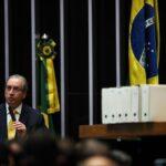 Brasil: Cámara baja despoja de su escaño a Cunha por corrupción