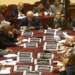 Congreso: Aprueban entrega de facultades en materia de seguridad