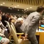 ONU: Latinoamericanos abandonan asamblea ante discurso de Temer (VIDEO)