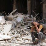 Bombardeos golpean convoy de ayuda humanitaria en Alepo, según ONG