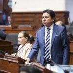 Congreso: Investigación a congresista Elías Rodríguez continúa en Ética