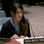 Nombran embajadora de la ONU a exesclava sexual del Estado Islámico