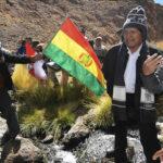 Evo Morales: Si Chile dialoga sobre mar se paralizará la demanda en la CIJ