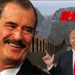 """EEUU: Donald Trump pidió """"donaciones"""" al expresidente mexicano Vicente Fox (VIDEO)"""