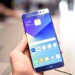 Galaxy Note 7: Retirarán un millón de teléfonos por peligro de explosión