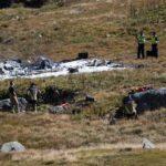 Helicóptero militar suizo se estrella y mueren sus dos pilotos