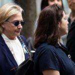 Clinton cancela viaje de campaña tras diagnóstico de neumonía