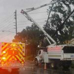 EEUU: 100 mil personas aún sin energía tras paso de huracán Hermine
