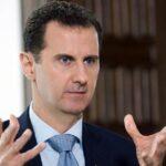 Al Asad afirma que gobierno quiere retomar todo el territorio sirio