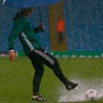 Champions League: Manchester City vs Borussia suspendido por lluvia