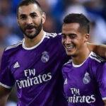 Real Madrid gana 2-0 a Espanyol y es puntero de la Liga Española