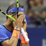 Nadal eliminado por joven tenista francés en el abierto de EEUU