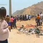 Huarochiri: Secuestran, matan y queman a pareja en descampado
