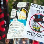 Hasta 350,000 manifestantes en toda Alemania contra el TTIP
