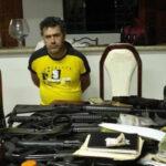 """Paraguay: Narco brasileño """"Pavao"""" vivía como un rey en la cárcel (VIDEO)"""