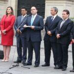Gobierno y regiones impulsarán pedido de facultades ante Congreso