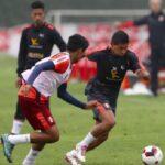 Eliminatorias: Selección peruana entrena en Lima para choque contra Ecuador