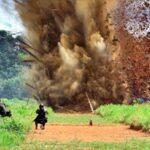 Policía destruyó 23 pistas clandestinas del narcotráfico