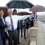PPK visitó puerto de Shanghái para conocer nivel operativo (VIDEO)