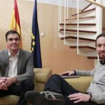 España: PSOE y Podemos acuerdan buscar una solución a investidura