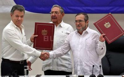 santos-FARC