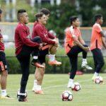 Eliminatorias: Selección peruana concentra en hotel de San Isidro (VIDEOS)