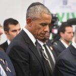 Obama exhorta a Israel retomar camino de la paz en funeral de Peres