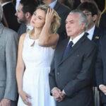 Brasil: Abuchean a Michel Temer en desfile por Día de la Independencia