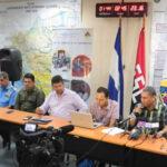 Nicaragua registra 2,050 réplicas en ellugar del sismo de magnitud 5.9