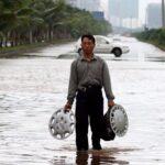 Taiwán se encuentra bajo alerta ante la proximidad del tifón Megi