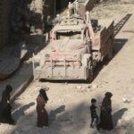 Siria: Ejército se repliega para facilitar entrega de ayuda en Alepo
