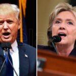 EEUU: Hillary Clinton y Donald Trump en áspero duelo verbal (VIDEO)