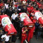 Bomberos héroes fueron despedidos con misa de cuerpo presente