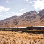Primer tren nocturno de lujo recorrerá sur de Perú desde mayo próximo